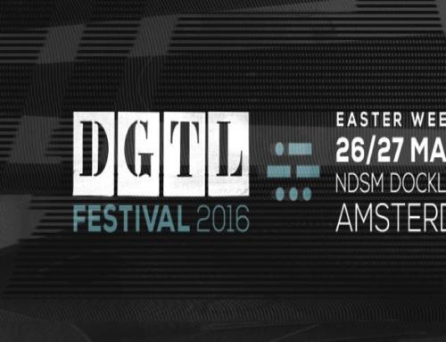 DGTL FESTIVAL 2016 AMSTERDAM: 25, 26 & 27 MAART