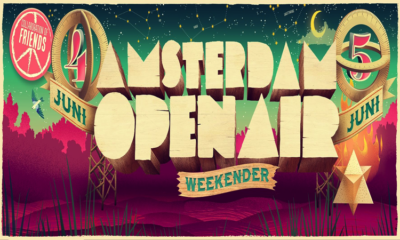 Amsterdam Open Air 2016
