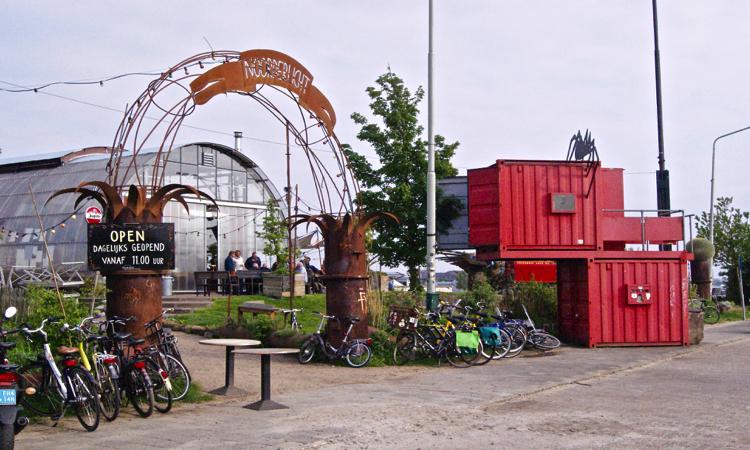 Noorderlicht Café Amsterdam