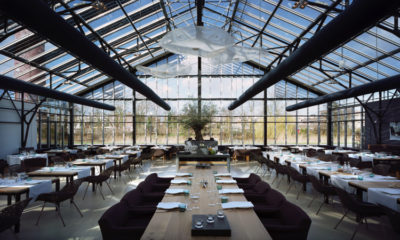 De Kas Restaurant