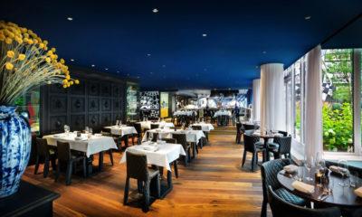 restaurant Bluespoon Andaz hotel