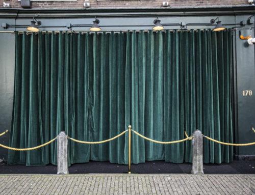 CURTAIN CLUB AMSTERDAM: NIEUWE EXCLUSIEVE CLUB ACHTER GORDIJNEN