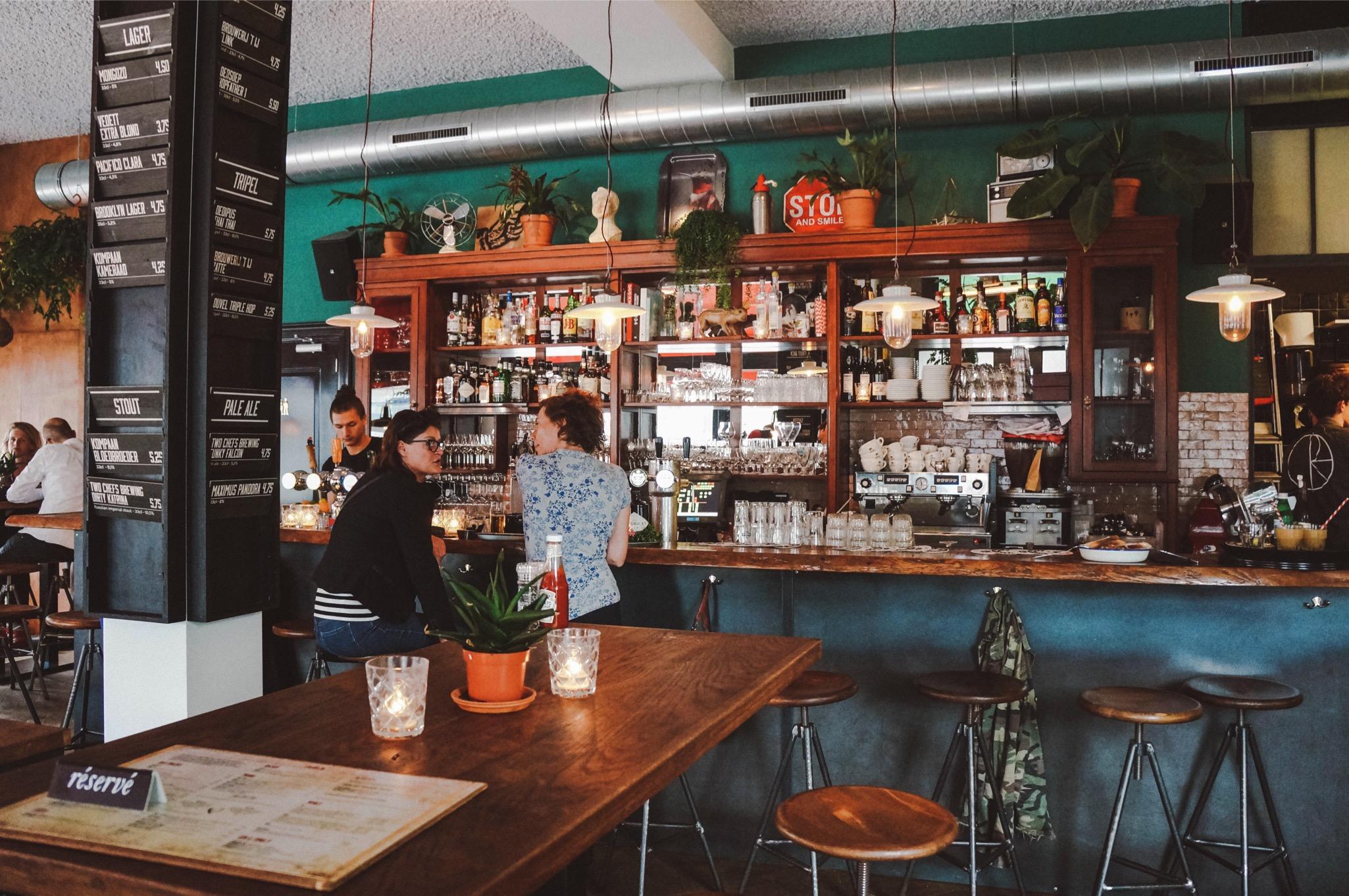 CAFÉ FRANKLIN DEN HAAG: GEZELLIG EN STOER EETCAFÉ MET FIJNE SPECIAALBIERTJES