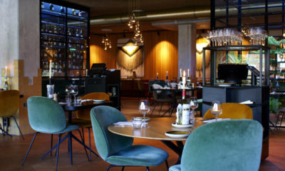 THE LOBBY FIZEAUSTRAAT AMSTERDAM: NIEUWSTE HOTSPOT OMGEVING AMSTELSTATION