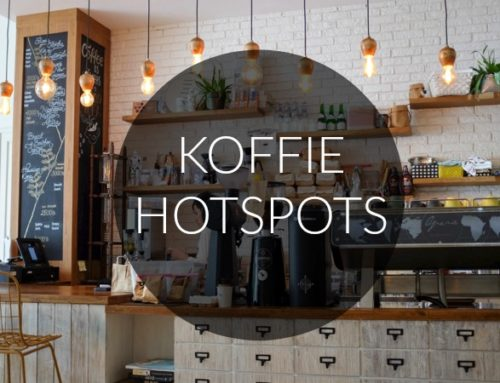 12 X KOFFIE HOTSPOTS IN AMSTERDAM, DEN HAAG, UTRECHT & AMERSFOORT