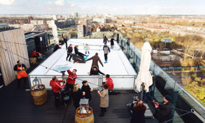 CURLING DAKTERRAS FLOOR17