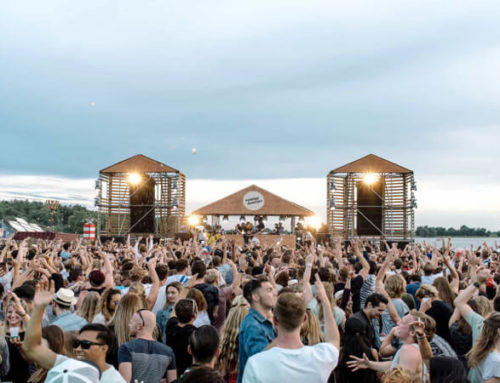 BY THE CREEK FESTIVAL 2017 UTRECHT: GEVARIEERDE LINE-UP 8 JULI BEKEND