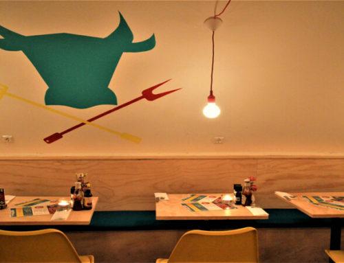 BUCK'S BBQ HOUSE UTRECHT: TEX MEX GERECHTEN IN DE WERFKELDER