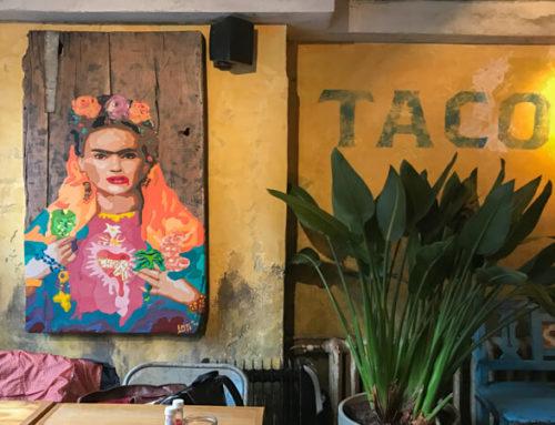 TACO CARTEL AMSTERDAM: MEXICAANSE HOTSPOT MIDDEN OP DE VAN WOUSTRAAT