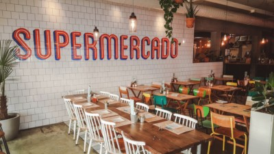 SUPERMERCADO ROTTERDAM: FOR ALL YOUR LATIN AMERICAN STREETFOOD