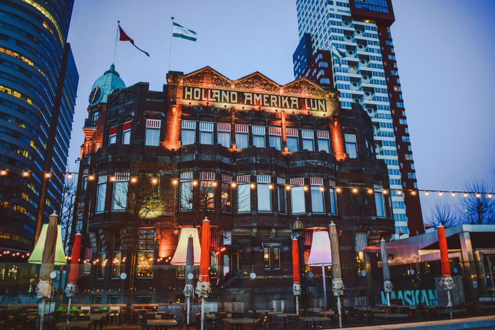 HOTEL NEW YORK ROTTERDAM: UNIEKE MIX TUSSEN OUD EN NIEUW