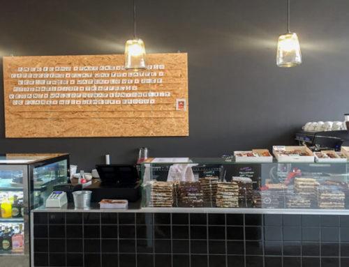 ARZU THE FOODBAR SUPPLIER ROTTERDAM: LUNCHROOM MET FOCUS OP FOODBARS