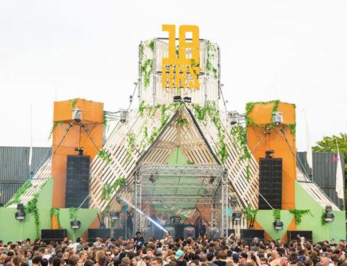 18HRS FESTIVAL 2017 AMSTERDAM: DANSEN BIJ VIJF VERSCHILLENDE STAGES