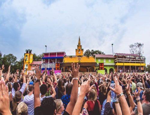 PLEINVREES FESTIVAL 2017 AMSTERDAM: FESTIVAL VERHUIST NAAR HET TWISKE