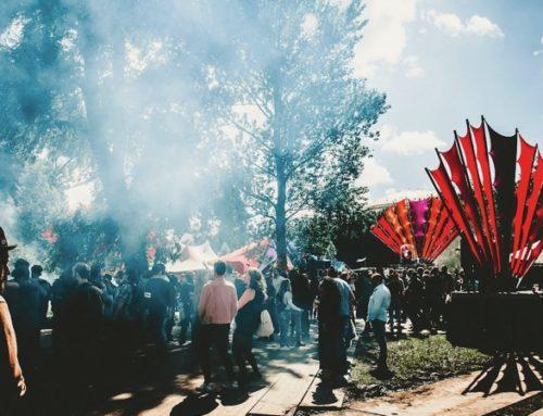 HET RUIGOORD MANIFESTIVAL 2017 AMSTERDAM: FEESTEN IN MAGISCH DORP