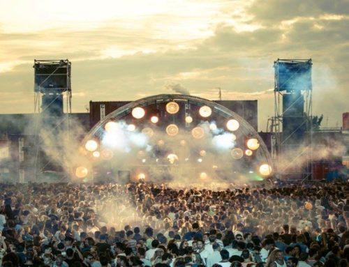 VOLTT LOVES SUMMER FESTIVAL 2017 AMSTERDAM: TECHNOHEMEL OP HET NDSM
