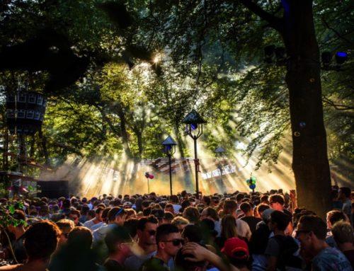 INTO THE WOODS FESTIVAL 2017 AMERSFOORT: DWALEN IN HET MEEST MAGISCHE BOS