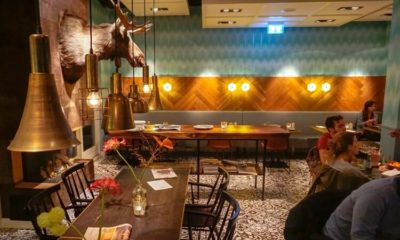 BROOKS AMSTERDAM: ALL-DAY RESTAURANT AAN DE BEETHOVENSTRAAT IN ZUID