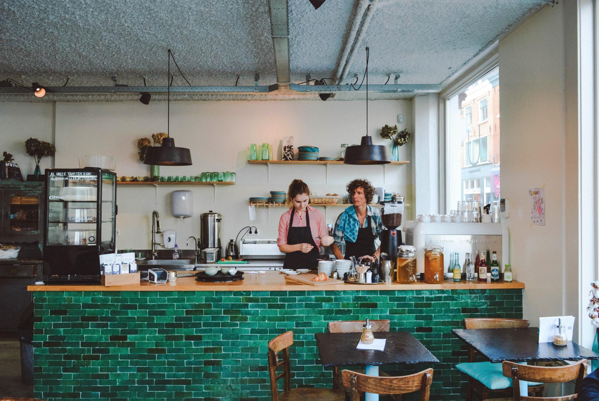 CAFÉ-ATELIER LUCAS UTRECHT: MODERN KOFFIECAFÉ MET AANDACHT VOOR THEE