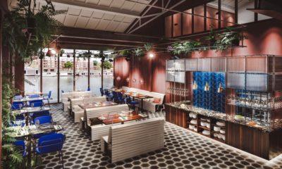 DE KOP VAN OOST AMSTERDAM: NIEUW CAFÉ-RESTAURANT AAN HET ZEEBURGERPAD