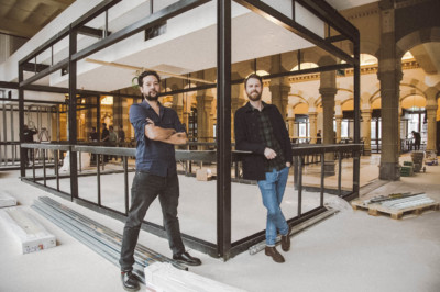 THE FOOD DEPARTMENT AMSTERDAM: 11OOM2 AAN FOODSTANDS EN BARS IN MAGNA PLAZA