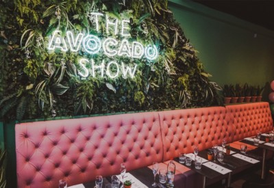 THE AVOCADO BAR DOWNTOWN AMSTERDAM: AVOCADOWALHALLA AAN DE GRACHT
