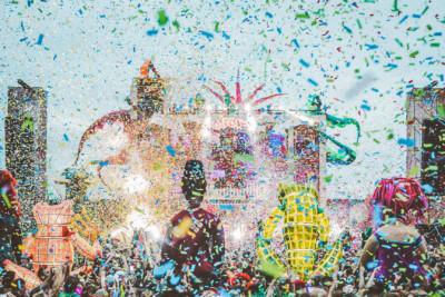 ELROW FESTIVAL AMSTERDAM 2019: GROTER, UITBUNDIGER ÉN EEN NIEUWE LOCATIE