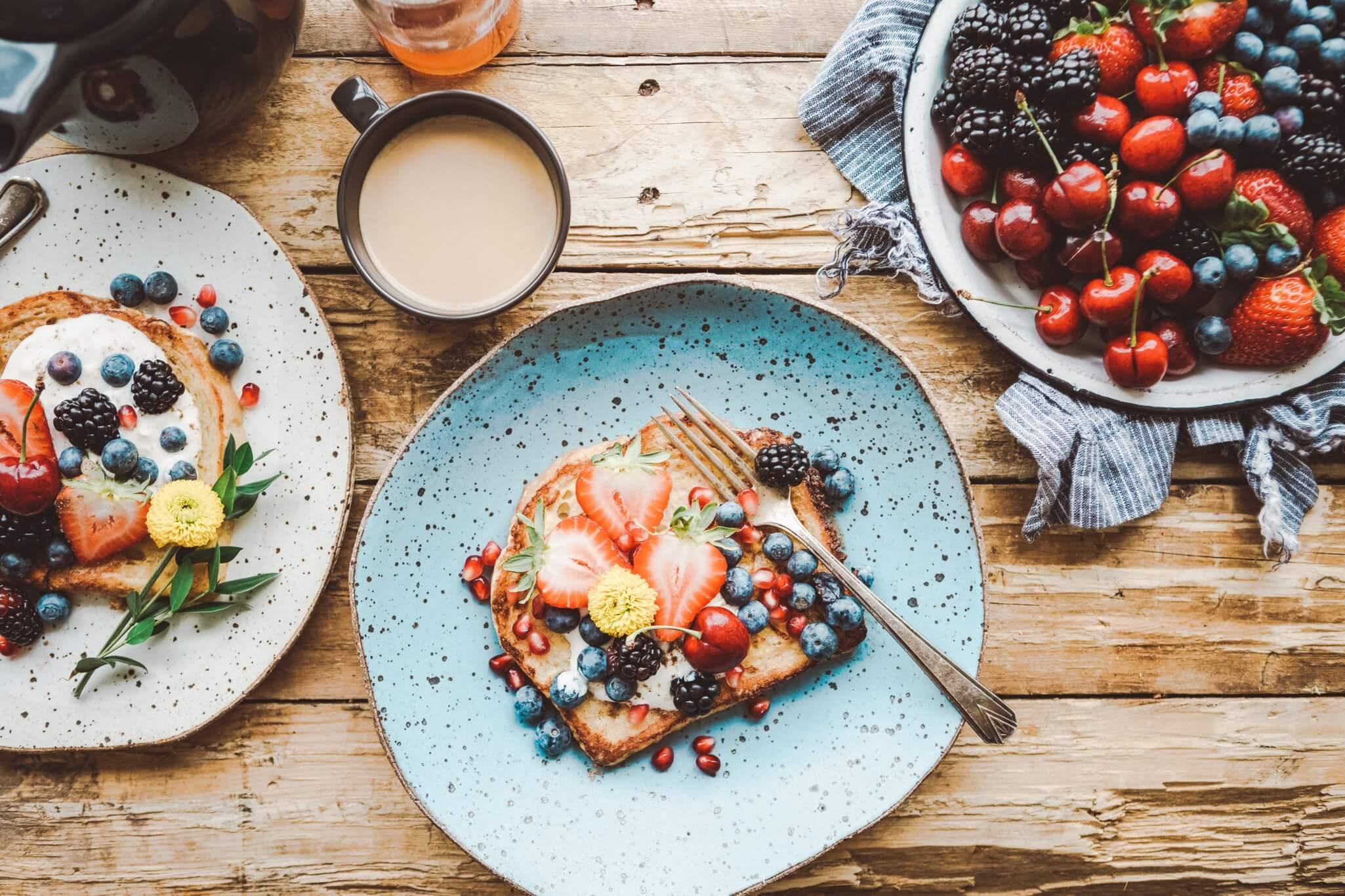Dit zijn de leukste hotspots van Amsterdam Noord van ontbijt