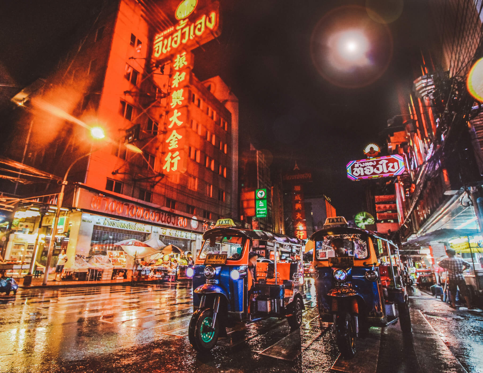 Thailand Travel Guide | hotspotjes