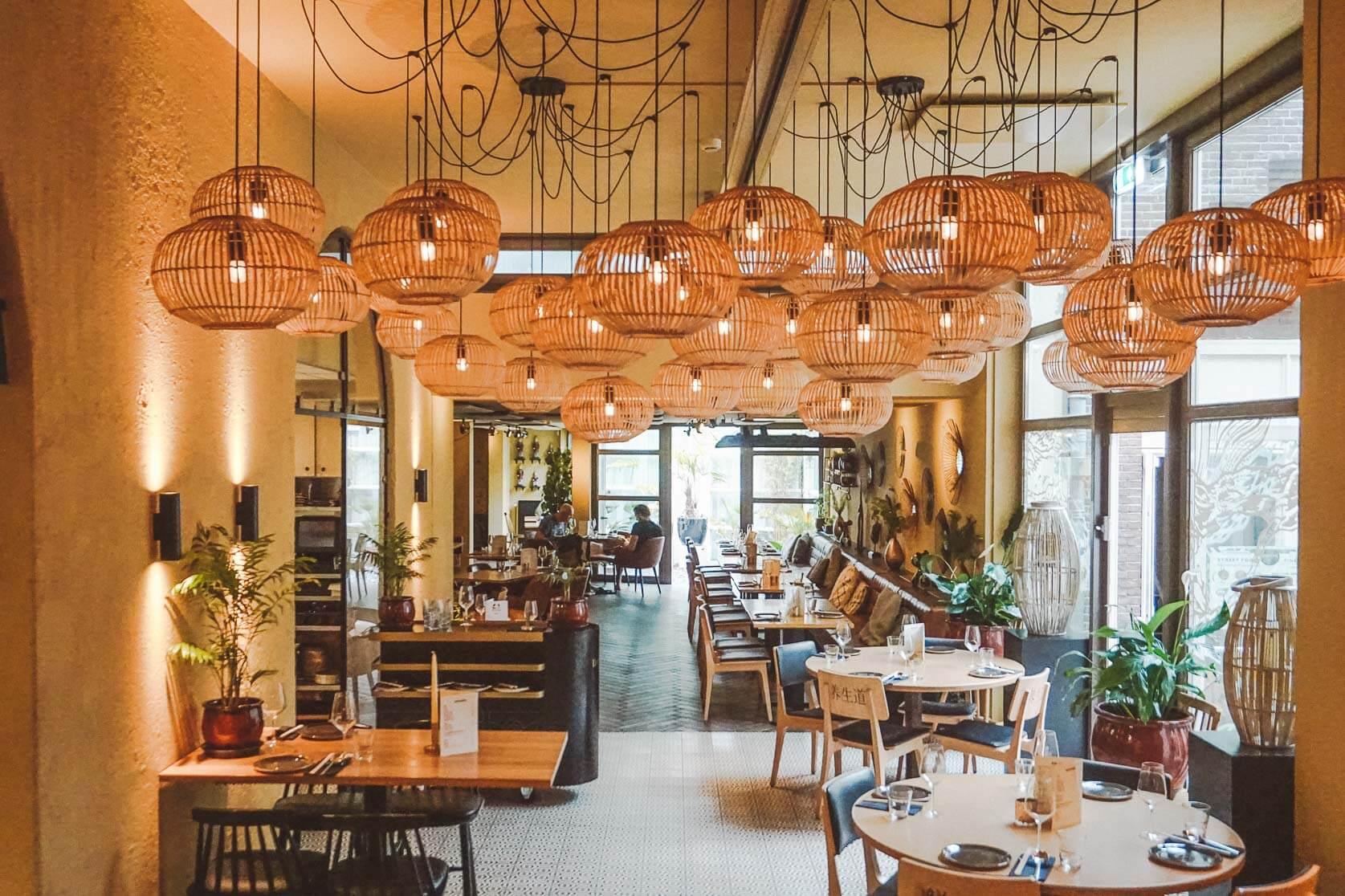 UMAMI BY HAN AMSTERDAM: 'GEZONDE' ASIAN FINE DINING AAN DE OVERTOOM